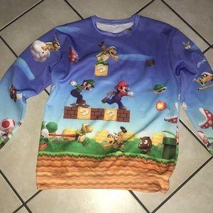 Sweaters - Mario bros sweater